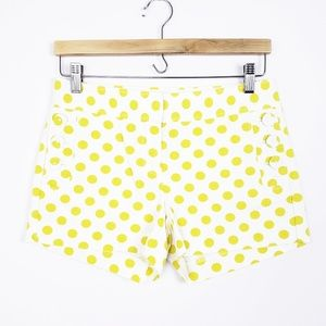 J Crew Polka Dot Shorts | Sz 0